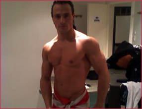 Bryan stripteaseur Mulhouse