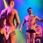 stripteaseurs Mathéo et Tyler à Mulhouse